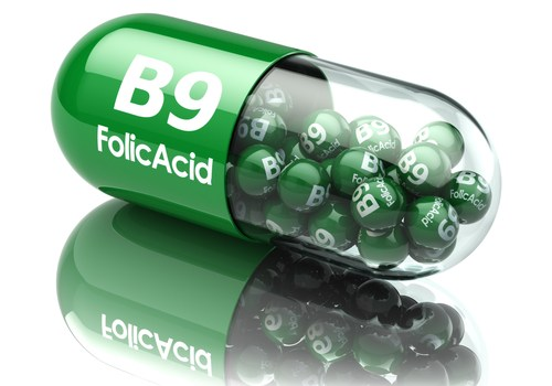 Vitamin B9(Folic acid)